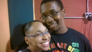 Ron and Mitchelle Williams